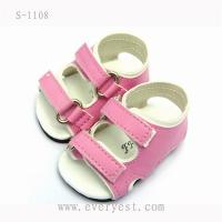 Buy cheap 18in doll shoes/handmade shoes/china baby doll shoes for girls from wholesalers