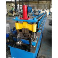 Buy cheap 17 Stations Ceiling Roll Forming Machine Australia Standard Fencing Frame 40GP Container from wholesalers