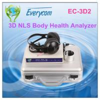 Buy cheap Multi - language English Software 3D NLS Health Analyzer for Full Body from wholesalers