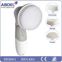 Buy cheap Battery Face Exfoliator Brush Mini Hand Waterproof For Removing Callus from wholesalers