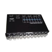 Buy cheap Car Audio 7-band graphic equalizer from wholesalers
