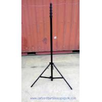 Buy cheap tripod mounted camera mast, aerial photography mast, telescopic inspection pole from wholesalers