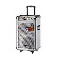 Buy cheap 100 Watt Professional PA Portable Trolley Speaker Bluetooth Active Speakers from wholesalers