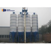 Buy cheap 150T Cement Storage Silo Mortar Powder Storage Bins Tank Container Type from wholesalers