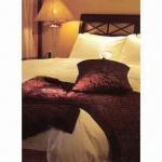 Buy cheap Hotel bedding set, elegant jacquard pattern from wholesalers
