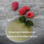 Buy cheap Amino acid organic foliar fertilizer Alkaline amino acid 52% from wholesalers