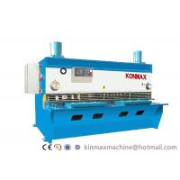 Buy cheap CNC Guillotine Steel Sheet Hydraulic Plate Shear Machine from wholesalers
