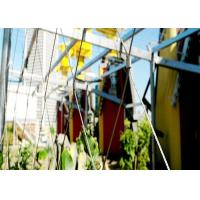 Buy cheap Flex Metal  Green Wall Mesh Net Ferruled / Knotted Type With Size Customized from wholesalers