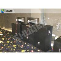 Buy cheap Black Luxury Motion Chair 7D Motion System Arc Screen Can Help Installation product