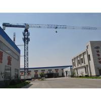 Buy cheap Topless tower crane QTZ125 from wholesalers