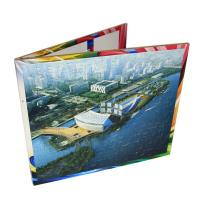 Buy cheap children colorful fairy tales 3D puzzle books printing service from wholesalers