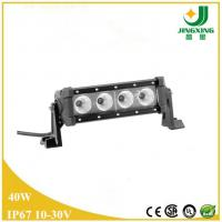 Buy cheap China 40W led light bar for truck from wholesalers