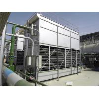 Buy cheap Seamless Carbon Steel Coils Evaporative Condenser , Ammonia Condenser For Workshop from wholesalers