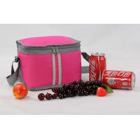 Buy cheap Pink Polyester Promotion Cooler Bags-HAC13329 product