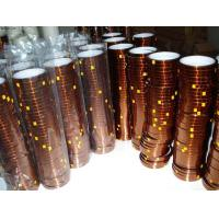 China High dielectric Anti static polyimide tapes for transformer and capacitor insulation on sale