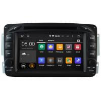 Buy cheap G Class W463 Mercedes Benz Radio GPS Google Play Store Android Multimedia Car GPS Navigation System from wholesalers