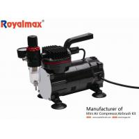 Buy cheap Single Cylinder Mini Air Compressor Piston Type Oil Free 220v 240v 50HZ product