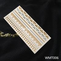 Buy cheap High Quality In Stock Flash Metallic Tattoo product