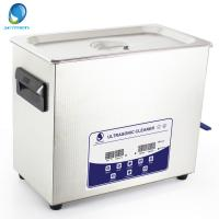Buy cheap Dental Tool Digital Ultrasonic Cleaner Touch Control Fully Sterilizing Ultrasonic Denture Cleaner from wholesalers