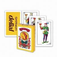Buy cheap Spanish Playing Cards, 40 Cards per Deck from wholesalers