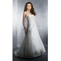Buy cheap Sweetheart Lace Wedding Gowns from wholesalers