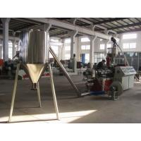 Buy cheap High Capacity PVC Plastic Recycling Machine Hot Granulating and Hot Cutting Equipment from wholesalers