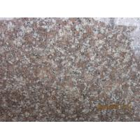 Buy cheap Peach Red G687 Granite Stair Step Riser Tread Bullnose For Sale G687 Granite Peach Red Granite Tiles from wholesalers