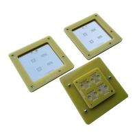 Buy cheap eMMC eMCP Reballing Stencil eMCP221 eMMC153 eMCP162 eMCP186 Solder Ball Mounting from wholesalers