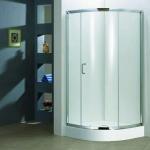 Buy cheap BF-S431 one door quadrant sliding door from wholesalers