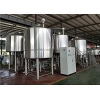 China 5000L 50HL 50BBL Stainless Steel 304 Cider Equipment Adopted International Quality Standards on sale