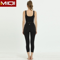 Buy cheap Wholesales Plus Size Fitness Women Yoga Sets Customized logoSexy Design Yoga Workout Clothes from wholesalers