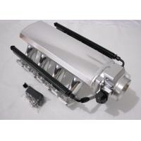 Buy cheap 102mm LS1/LS2/LS3 Aluminum intake manifold with Fuel rail and throttle body from wholesalers