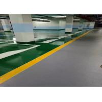 Buy cheap Anti static Industrial Floor Paint  For The Car Parking , Industrial Floor from wholesalers