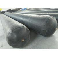 Buy cheap Black Appearance Inflatable Rubber Balloon High Strength For Concrete Pipe from wholesalers