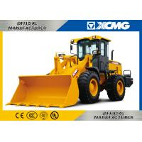 Buy cheap XCMG Official LW300FN payload 3tons 1.8cbm Wheel Loader for sales from wholesalers