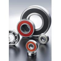 Buy cheap Chrome Steel Deep Groove Ball Bearing 6202 2RS, 6202 ZZ product