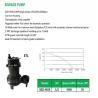 Buy cheap SEWAGE PUMP SDZ-450X from wholesalers