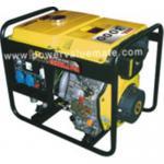Buy cheap 3kw Gasoline Generator - European Standard (ZH3500DG) from wholesalers