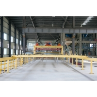 Buy cheap steel mesh Horse Rack Lightweight Wall Panel Machine from wholesalers