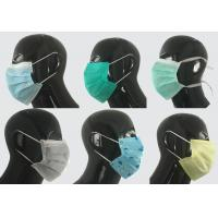 Buy cheap PP Non Woven Disposable Medical Dust Face Mask with 2ply/3ply  in China from wholesalers