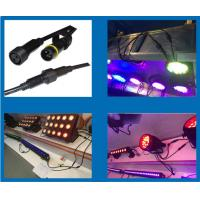 Buy cheap Best Quality China factory M16 2 Pin3 Pin 22awg Ip65 Waterproof 3 Wire male to female Connector for LED lighting from wholesalers