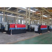Automatic CNC Hydraulic Shearing Machine 8x3200 With Delem DAC 310 CNC Control