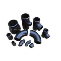 Buy cheap Seamless Carbon Steel Gas Pipe Fitting Elbow product