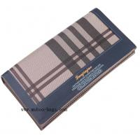 Buy cheap Fashion Leather Travel Card Wallet for Men (MH-2080) from wholesalers