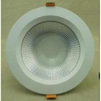 Buy cheap Hot sale cob 20W round Led downlight with 3 years warranty from wholesalers