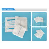 China Wound Dressing X Ray Detectable Gauze Swabs High Absorbency Ce Approval on sale