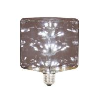 Buy cheap Square Glass  Decorative Filament Bulbs / 180lm E27 G95 Light Bulb from wholesalers