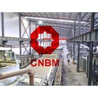 High Speed Fiber Cement Board Production Line Energy Saving 2 Years Warranty