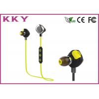 Buy cheap Mobile Phone Sports In Ear Wireless Earbuds With Alloy Metal Shell from wholesalers