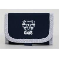 Buy cheap Folding Zip Pouch Bags Navy Mens Sport Wallets 600D Polyester Coin Purse from wholesalers